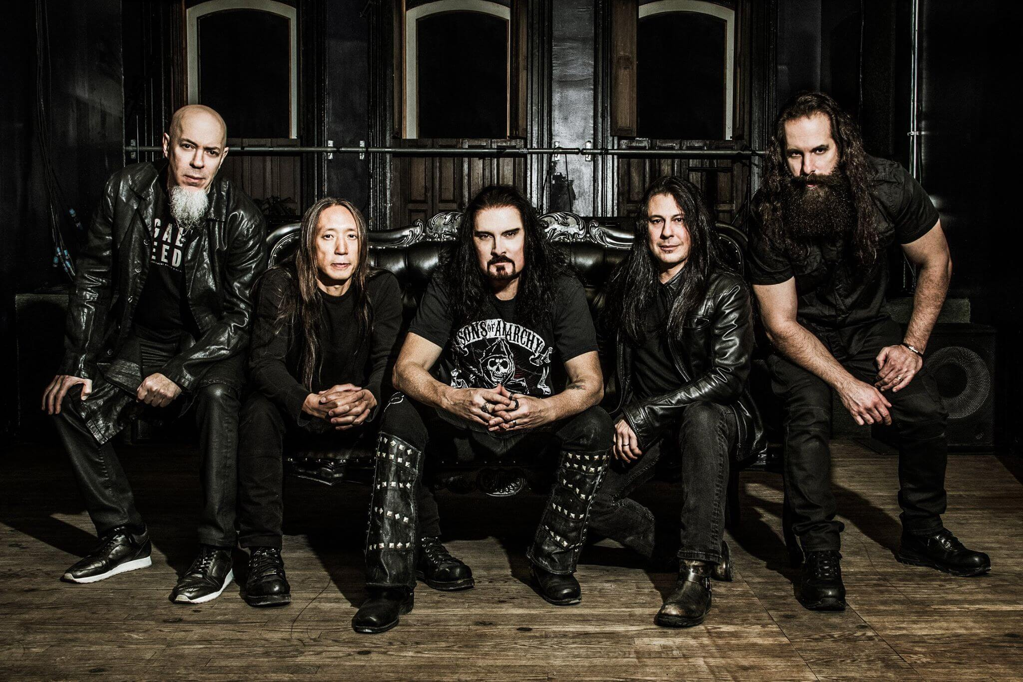 Spotify >> Dream Theater - Official Website